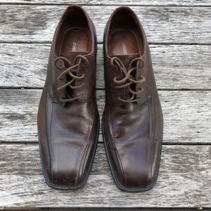 Johnston & Murphy Harding Panel Lace-Up